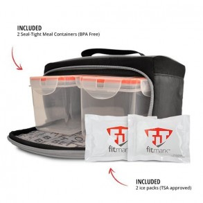 Fitmark  The Box SM (2 Meals + Shaker)