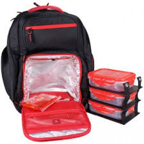 6 Pack Fitness Expedition Backpack 300 – 3 Meal