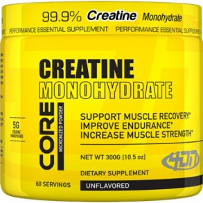 4 Dn Creatine Monohydrate Micronized Powder